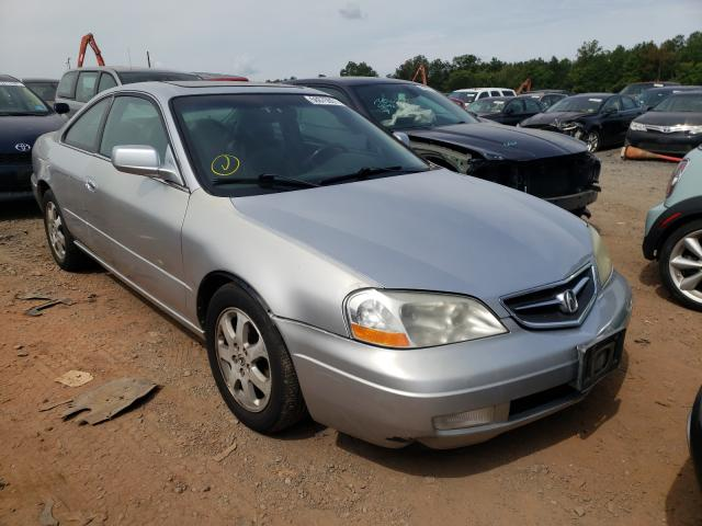 Acura 3.2CL salvage cars for sale: 2002 Acura 3.2CL