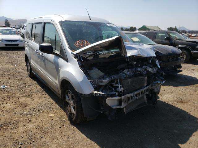 Salvage cars for sale from Copart San Martin, CA: 2015 Ford Transit CO