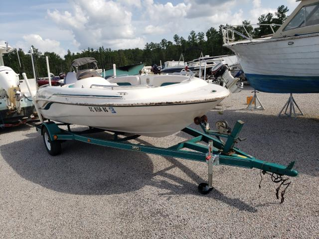 Hurricane salvage cars for sale: 2000 Hurricane Boat
