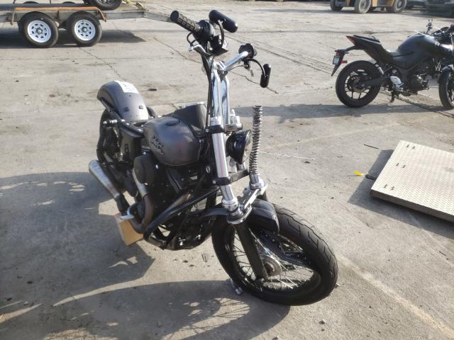 Harley-Davidson salvage cars for sale: 2017 Harley-Davidson Fxdb Dyna