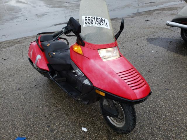 Salvage cars for sale from Copart Moraine, OH: 2007 Honda CN250