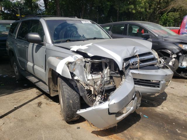 Salvage cars for sale from Copart Austell, GA: 2005 Toyota 4runner SR