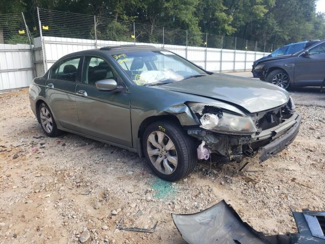 Salvage cars for sale from Copart Austell, GA: 2009 Honda Accord EXL