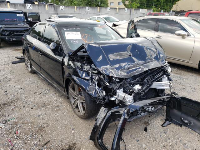 2020 Audi A3 S-Line en venta en Opa Locka, FL