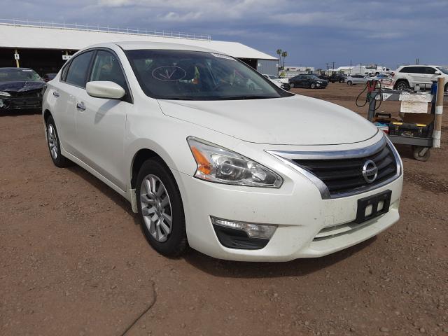 Salvage cars for sale at Phoenix, AZ auction: 2015 Nissan Altima 2.5