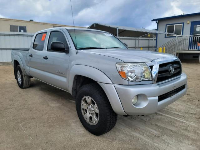 Salvage cars for sale from Copart Kapolei, HI: 2005 Toyota Tacoma DOU