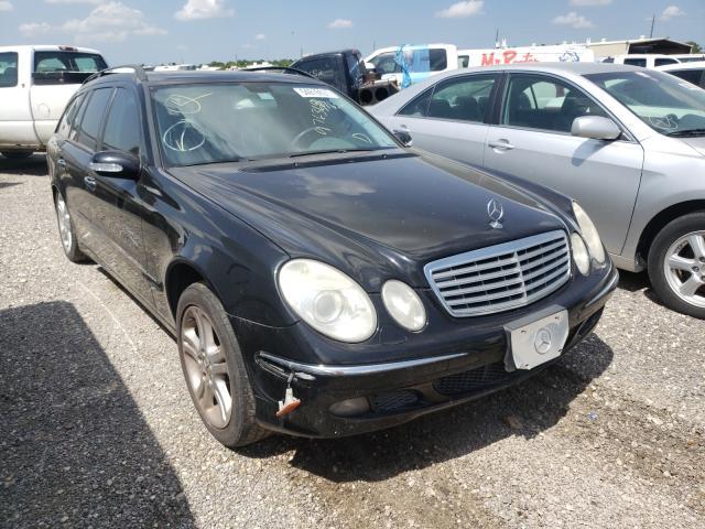 Mercedes-Benz salvage cars for sale: 2006 Mercedes-Benz E 350 Wago