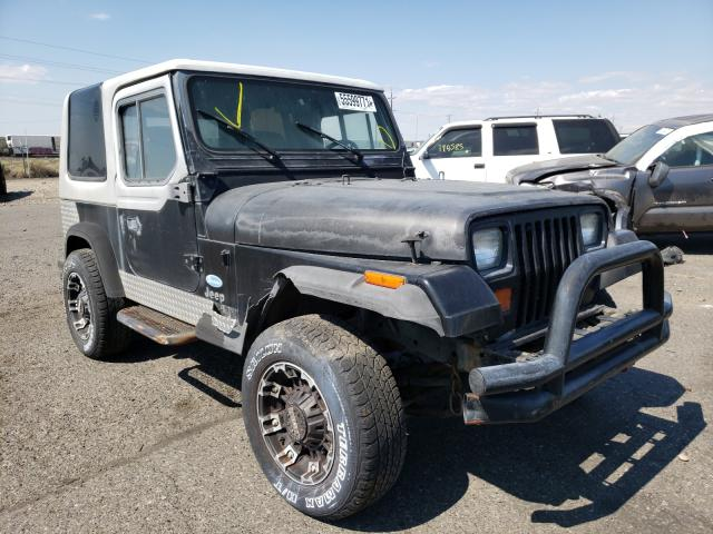 Salvage cars for sale from Copart Pasco, WA: 1995 Jeep Wrangler