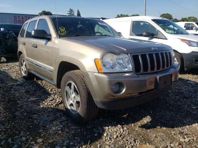 Vehiculos salvage en venta de Copart Cudahy, WI: 2005 Jeep Grand Cherokee
