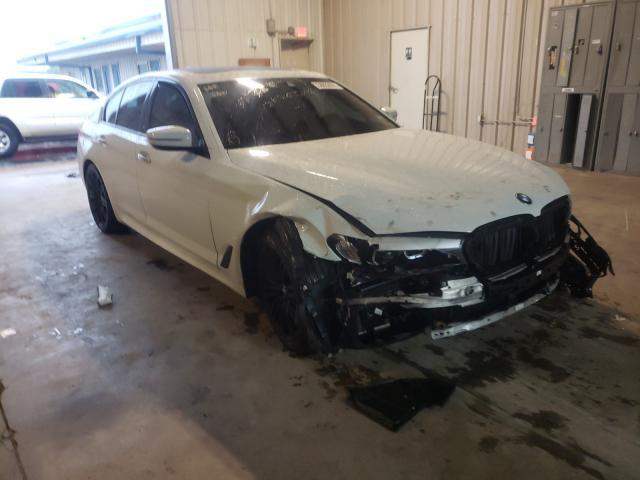 Vehiculos salvage en venta de Copart Austell, GA: 2018 BMW 540 XI