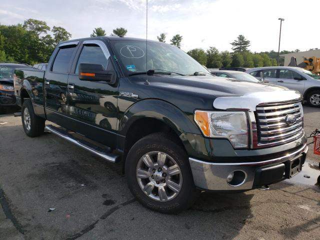Salvage cars for sale from Copart Exeter, RI: 2012 Ford F150 Super