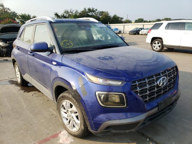 Vehiculos salvage en venta de Copart Wilmer, TX: 2020 Hyundai Venue SEL