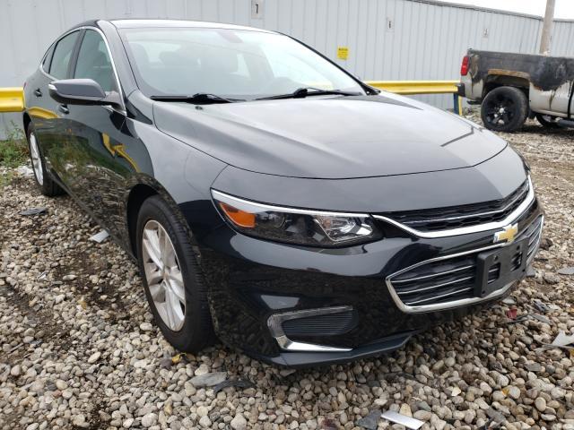 Vehiculos salvage en venta de Copart Cudahy, WI: 2018 Chevrolet Malibu LT