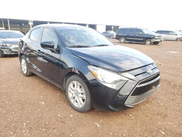 Salvage cars for sale from Copart Phoenix, AZ: 2018 Toyota Yaris IA