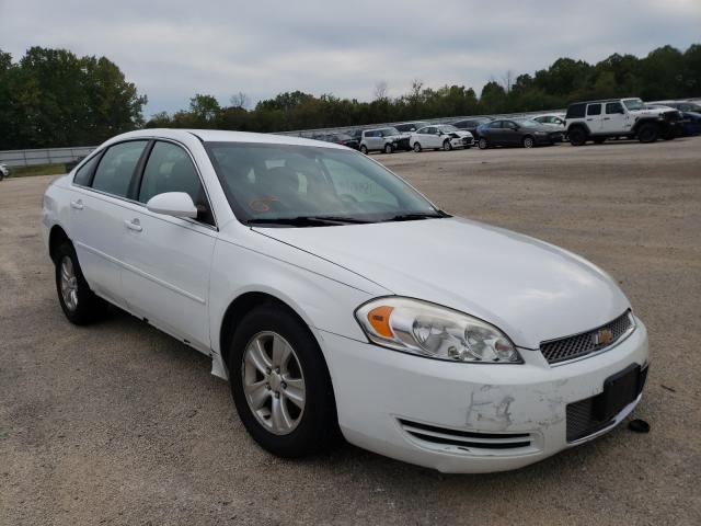 Salvage cars for sale from Copart Milwaukee, WI: 2013 Chevrolet Impala LS