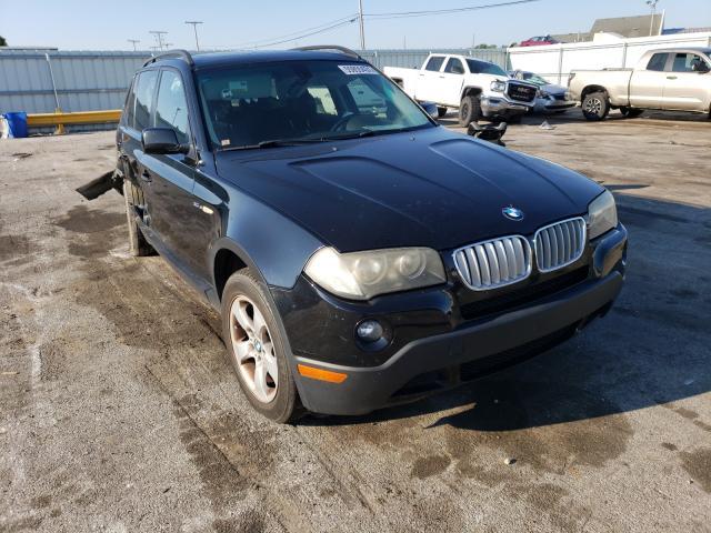 photo BMW X3 2007