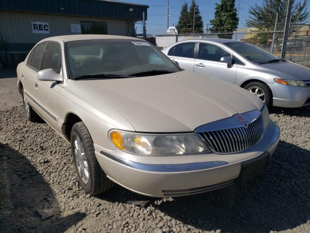 Lincoln Continental salvage cars for sale: 2001 Lincoln Continental