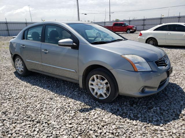 2012 NISSAN SENTRA 2.0 3N1AB6APXCL642135