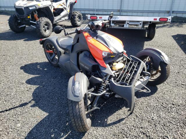 Salvage cars for sale from Copart New Britain, CT: 2021 Can-Am Ryker