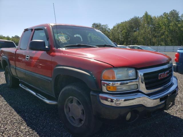 Salvage cars for sale from Copart Fredericksburg, VA: 2003 GMC New Sierra