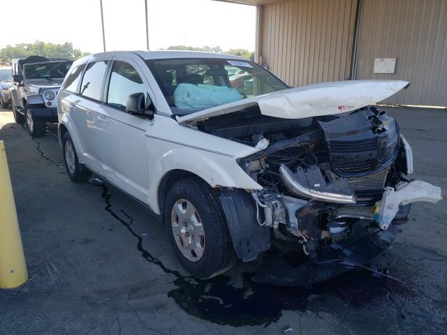 Vehiculos salvage en venta de Copart Fort Wayne, IN: 2010 Dodge Journey SE
