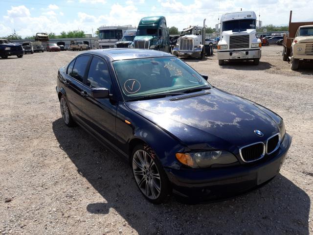 Salvage cars for sale at Tucson, AZ auction: 2004 BMW 325 I