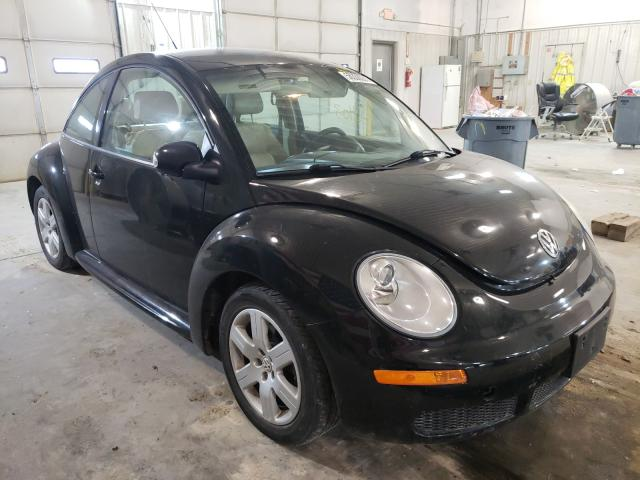 Salvage cars for sale from Copart Columbia, MO: 2007 Volkswagen New Beetle