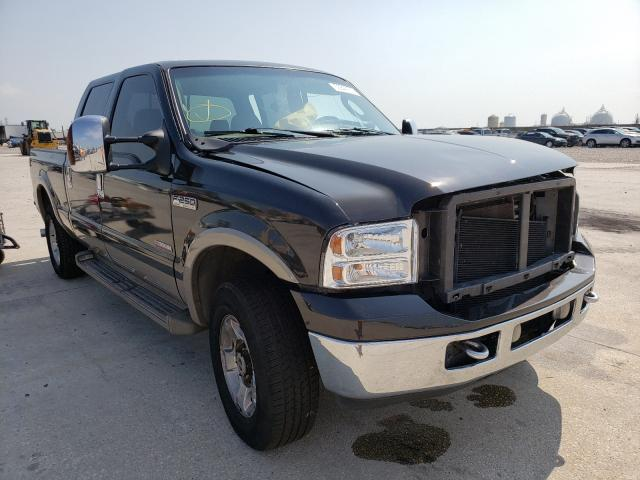 Salvage cars for sale from Copart New Orleans, LA: 2007 Ford F250 Super
