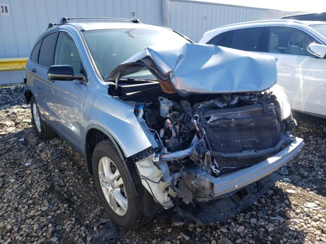 Salvage cars for sale at Cudahy, WI auction: 2011 Honda CR-V EX