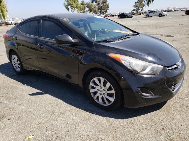 Vehiculos salvage en venta de Copart Martinez, CA: 2012 Hyundai Elantra GL