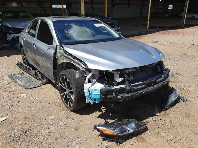 Salvage cars for sale at Phoenix, AZ auction: 2019 Toyota Camry L