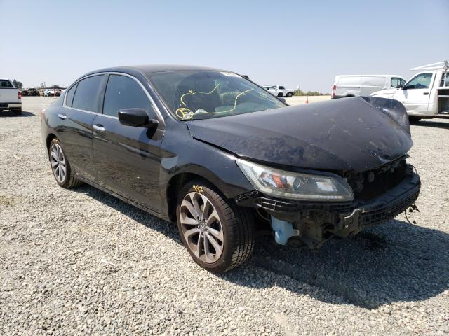 Salvage cars for sale from Copart Antelope, CA: 2014 Honda Accord Sport