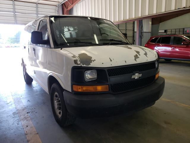 Vehiculos salvage en venta de Copart Mocksville, NC: 2008 Chevrolet Express G2