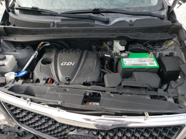 2016 Kia Sportage L 2.4L