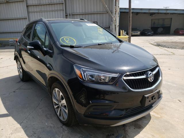 Salvage cars for sale from Copart Corpus Christi, TX: 2019 Buick Encore PRE
