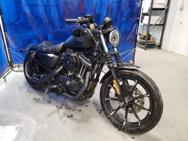 Harley-Davidson XL883 N salvage cars for sale: 2020 Harley-Davidson XL883 N