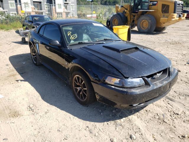 Vehiculos salvage en venta de Copart Madison, WI: 2003 Ford Mustang