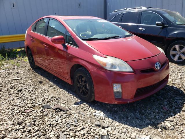Vehiculos salvage en venta de Copart Cudahy, WI: 2010 Toyota Prius