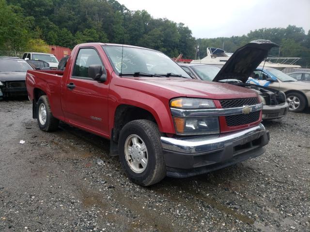 2005 Chevrolet Colorado en venta en Finksburg, MD