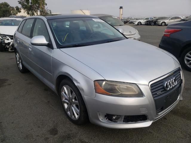Vehiculos salvage en venta de Copart Martinez, CA: 2009 Audi A3 2.0T QU