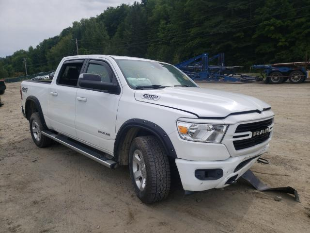 Salvage cars for sale from Copart Warren, MA: 2020 Dodge RAM 1500 BIG H