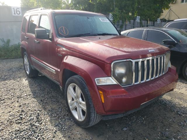 Salvage cars for sale from Copart Opa Locka, FL: 2012 Jeep Liberty JE