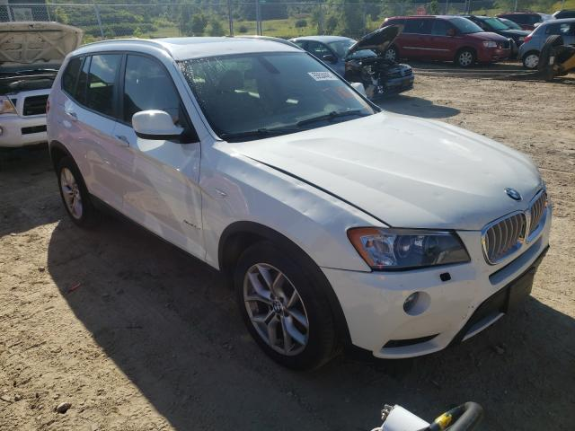 Salvage cars for sale from Copart Madison, WI: 2011 BMW X3 XDRIVE3