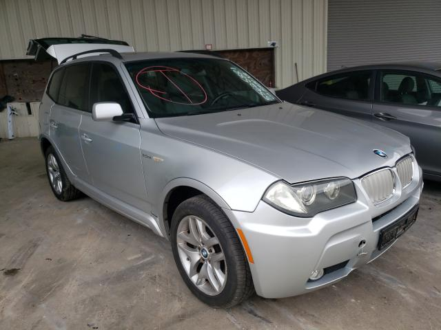 BMW X3 Vehiculos salvage en venta: 2008 BMW X3