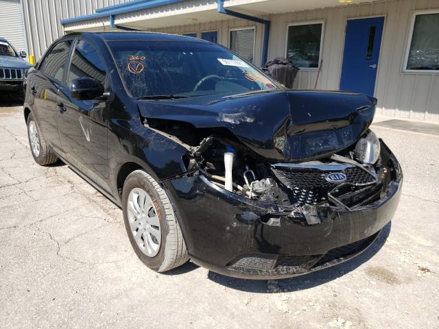 KIA salvage cars for sale: 2012 KIA Forte EX