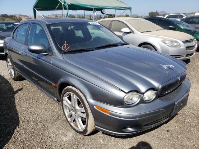 Salvage cars for sale from Copart San Martin, CA: 2005 Jaguar X-TYPE 3.0