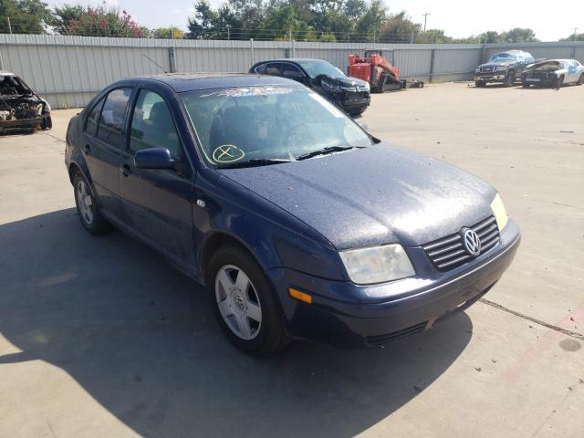 Vehiculos salvage en venta de Copart Wilmer, TX: 2002 Volkswagen Jetta GLS