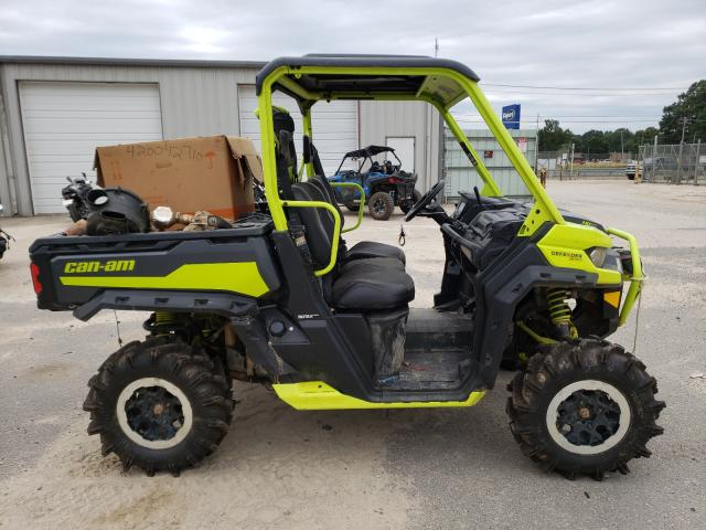 Can-Am salvage cars for sale: 2021 Can-Am Defender X