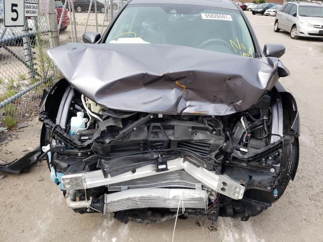 2019 HONDA CR-V EXL 5J6RW2H88KL030998