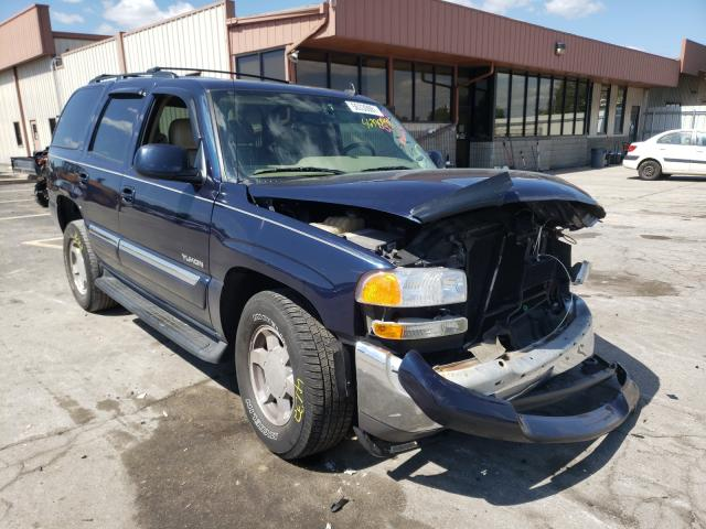 Salvage cars for sale from Copart Fort Wayne, IN: 2006 GMC Yukon